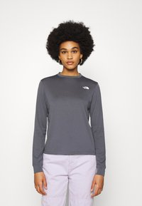 The North Face - TEE - Long sleeved top - vanadis grey - 0