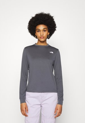 TEE - Long sleeved top - vanadis grey
