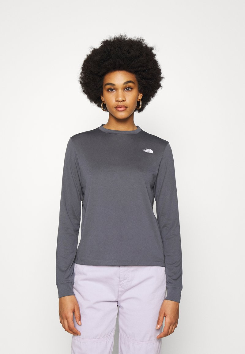The North Face - TEE - Long sleeved top - vanadis grey