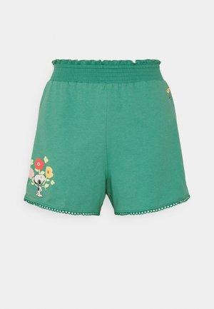 SHORT PANT - Pyjamasbukse - green