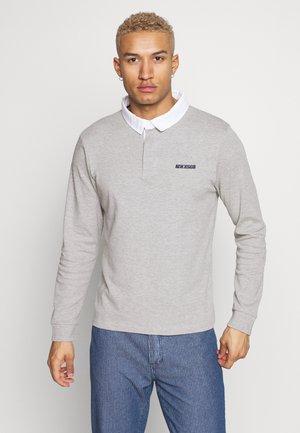 RUGBY - Polo shirt - grey niu