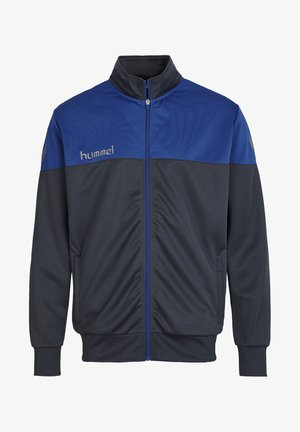 SIRIUS POLY  - Training jacket - dark slate/true blue