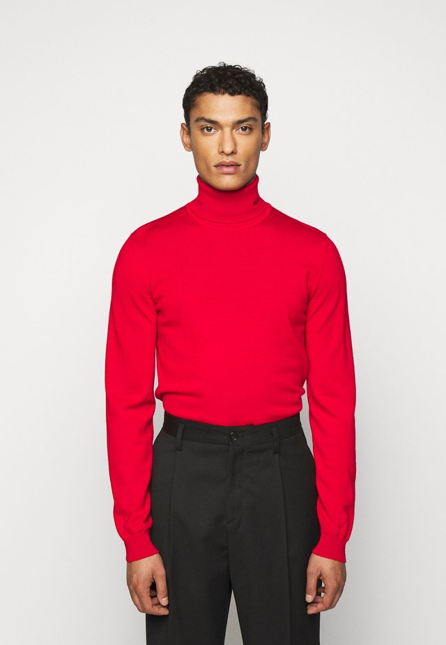 SAN THOMAS - Strickpullover - red