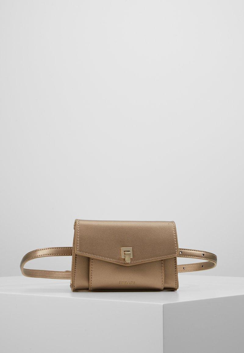 Inyati - AMELIE - Bum bag - bronze metallic
