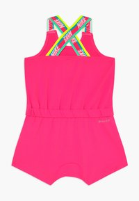 Nike Sportswear - GIRLS RAINBOW ROMPER BABY - Kombinezon - hyper pink - 1