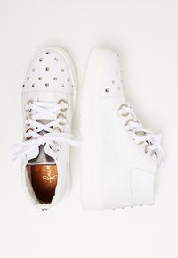 faina - High-top trainers - white - 2