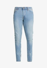 Denim Project - Skinny-Farkut - light blue - 3
