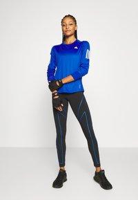 adidas Performance - SPORTS RUNNING LONG SLEEVE - Treningsskjorter - royal blue - 1