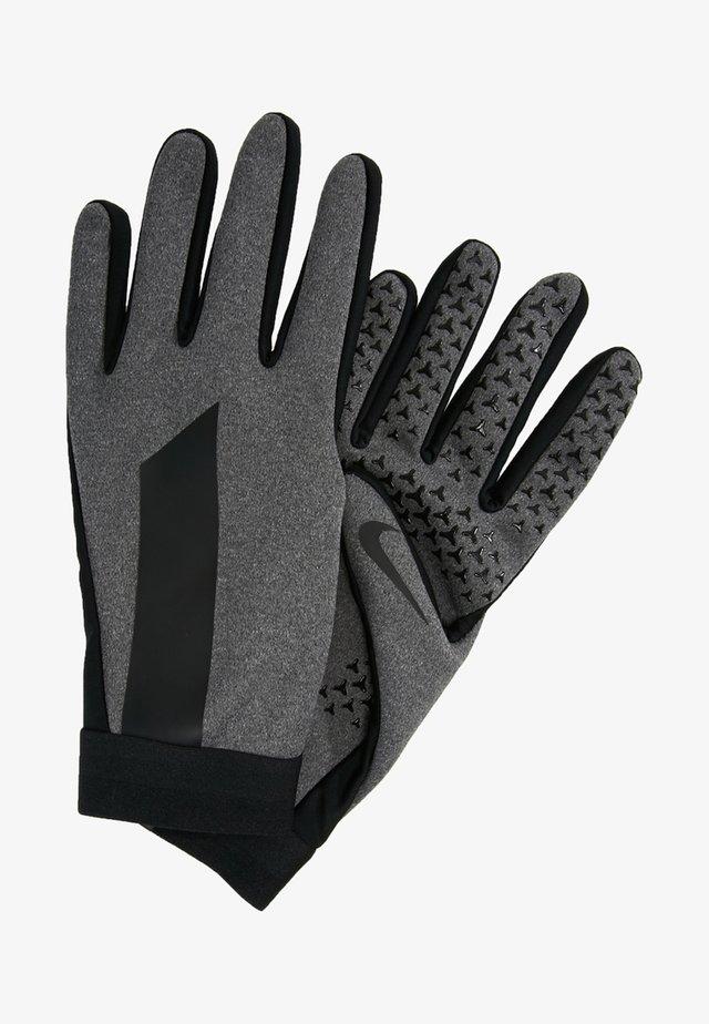 ACADEMY HYPERWARM - Gloves - charcoal heathr/black/black