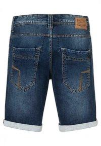 Timezone - SCOTTY - Denim shorts - light aged wash - 2