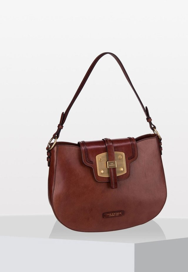 LAMBERTESCA HOBO - Handbag - brown
