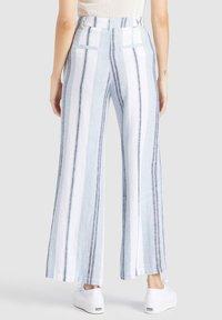 khujo - MAHSALA - Trousers - blue - 2