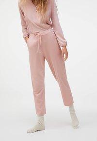 OYSHO - Pyjama bottoms - rose - 0