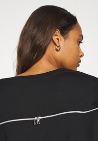 Diesel - BOWLY DRESS - Jersey dress - black - 5