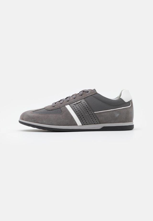 RENAN - Sneakers basse - dark grey/grey