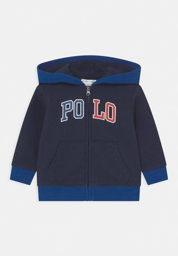 HOOD - Zip-up sweatshirt - newport navy