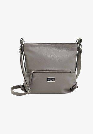 Across body bag - snake grey