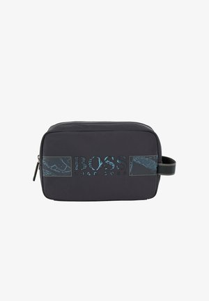 Wash bag - dark blue