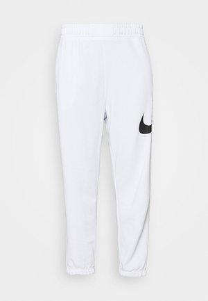 Pantalon de survêtement - white/black
