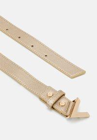 Valentino Bags - DIVINA PLUS - Belt - oro - 1