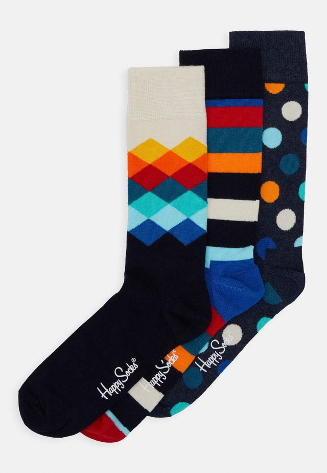 CLASSIC GIFT SET 3 PACK - Socks - multicoloured
