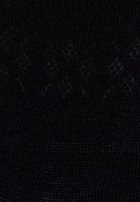 Burlington - 2 PACK - Socquettes - black - 4