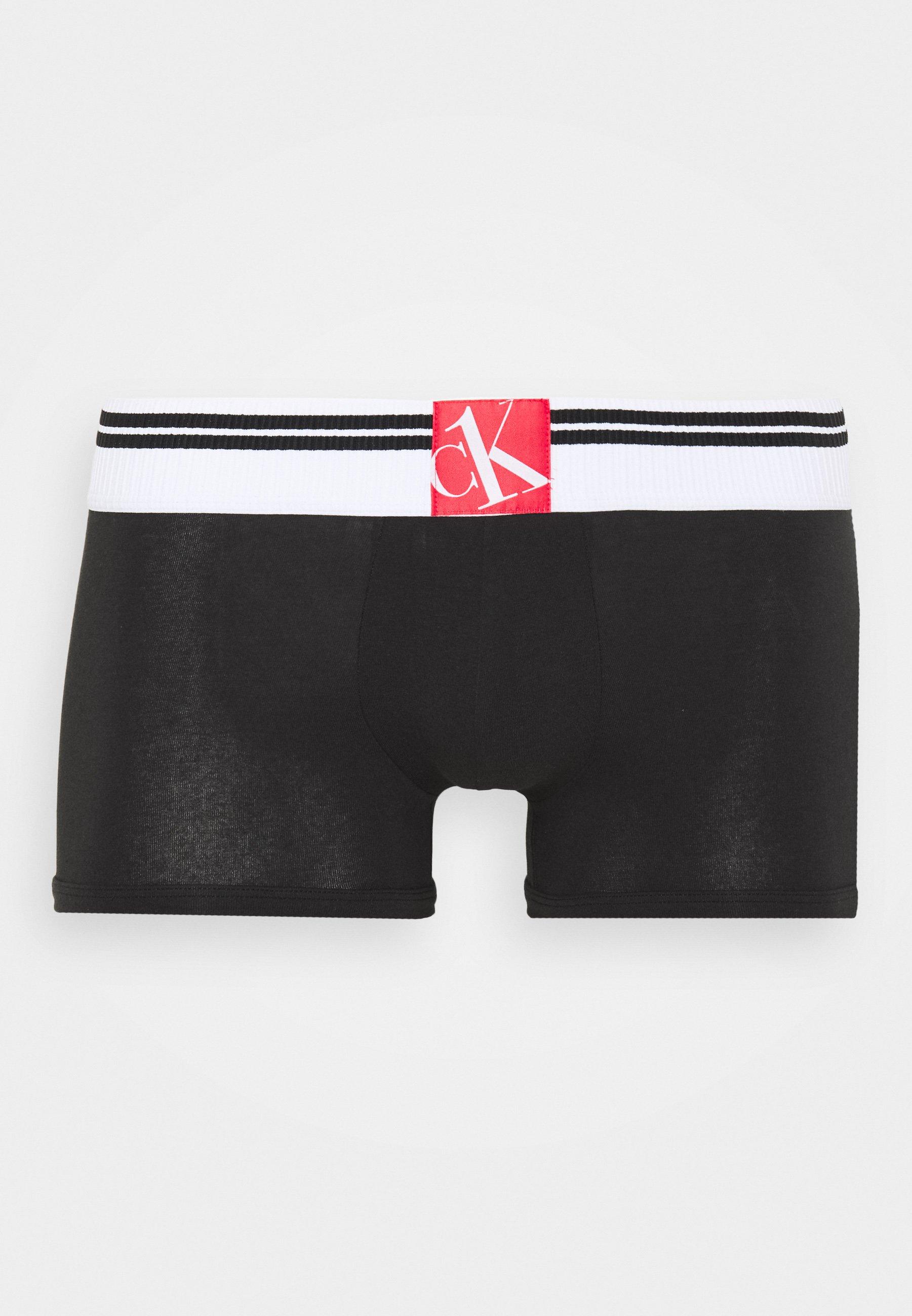 Calvin Klein Underwear Trunk - Underbukse Black