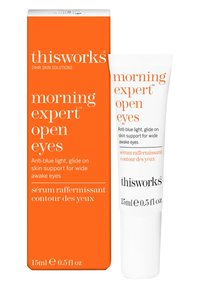 this works - THIS WORKS MORNING EXPERT OPEN EYES - Eyecare - - - 0