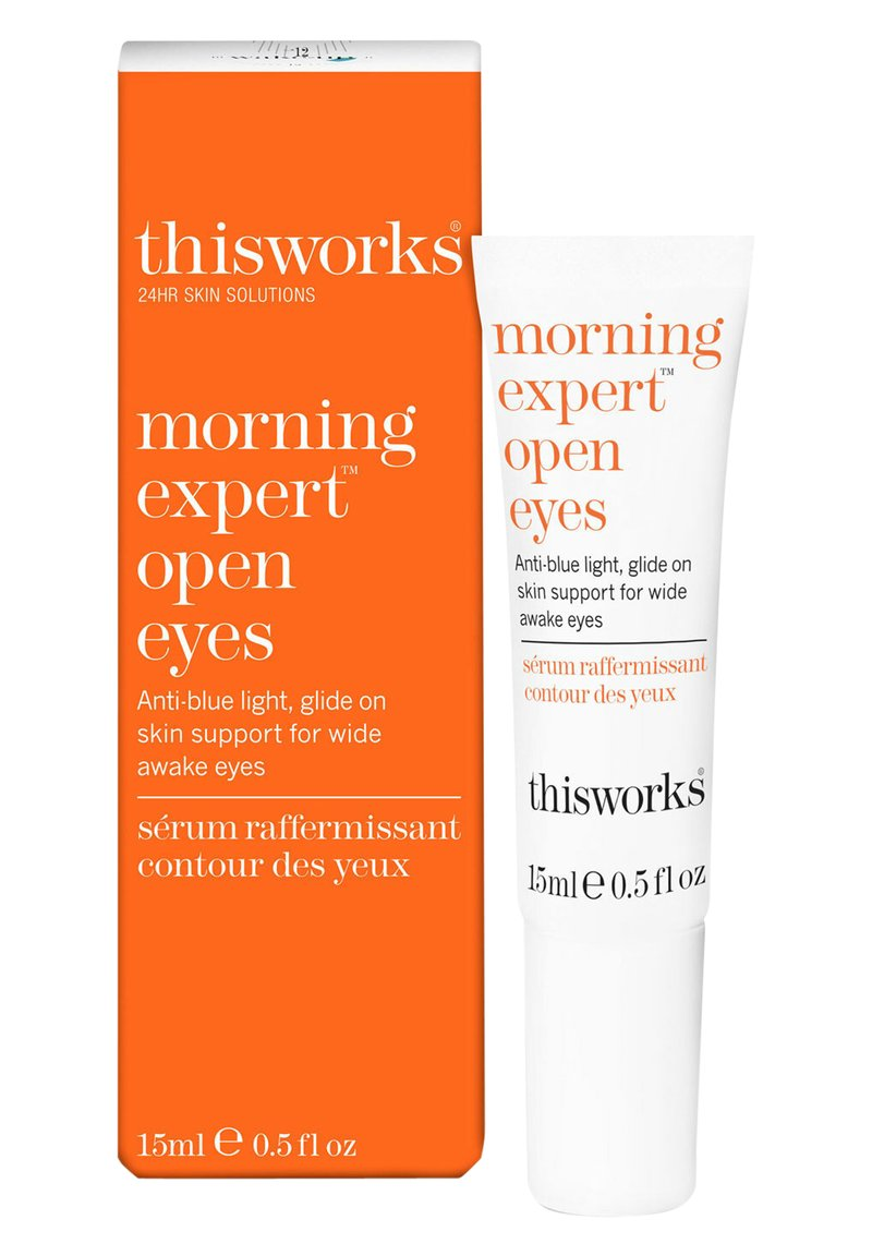 this works - THIS WORKS MORNING EXPERT OPEN EYES - Eyecare - -