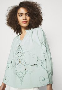 See by Chloé - Tunic - automnal blue - 5