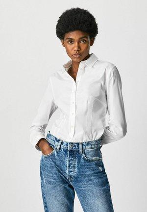 UMA - Button-down blouse - blanco