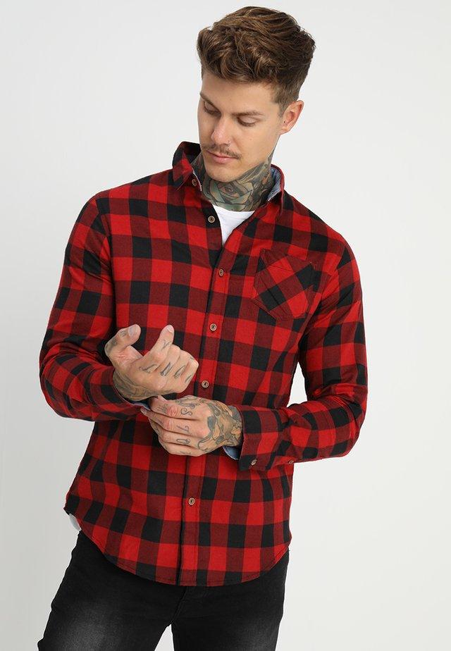 Koszula - red/black