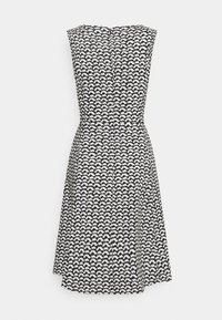 Marc O'Polo - DRESS FITTED MIDI LENGHT - Cocktail dress / Party dress - black - 1