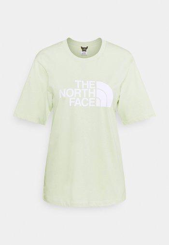 EASY TEE - Print T-shirt - green mist