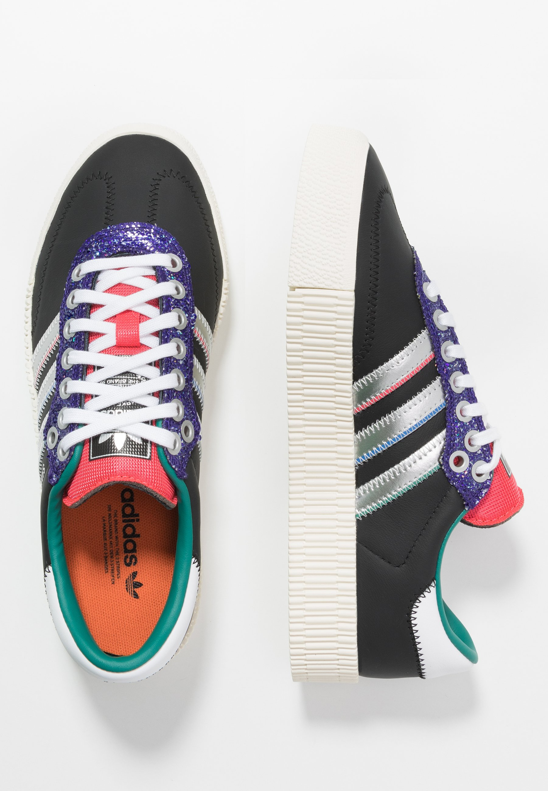 adidas Originals SAMBAROSE Sneaker low core black