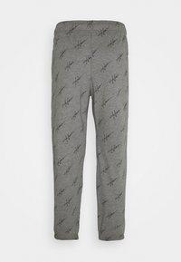 Hollister Co. - LOUNGE BOTTOM JOGGERS - Pyžamový spodní díl - grey - 1