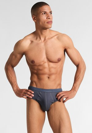 SLIM 24/7 MIDI 2 PACK - Briefs - stormy grey
