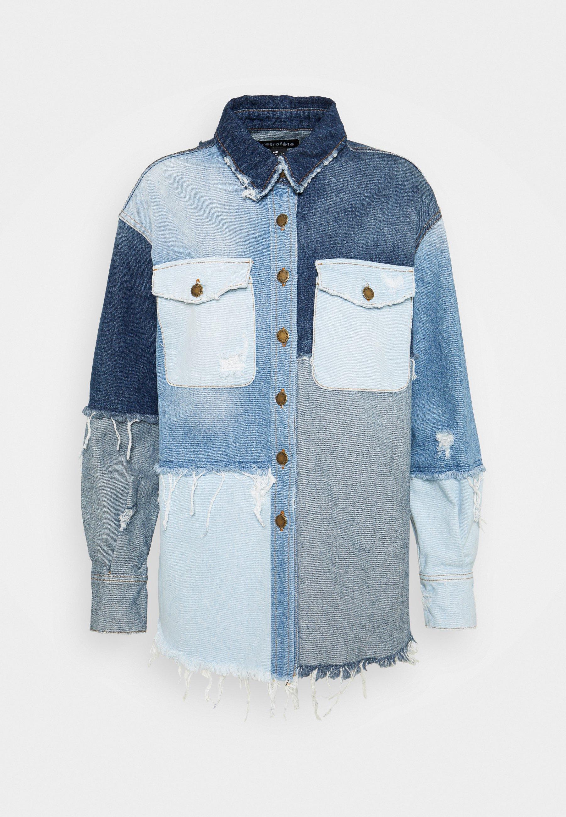 Femme PERRI JACKET - Veste en jean
