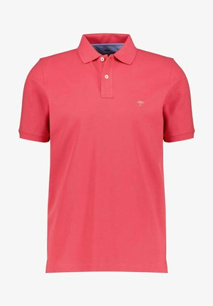 Polo shirt - hibiscus