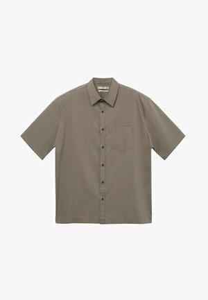 Camicia - gris visón