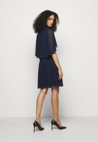Lauren Ralph Lauren - GRACEFUL DRESS - Cocktail dress / Party dress - lighthouse navy - 2