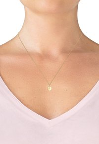 DIAMORE - Necklace - gold-coloured - 1