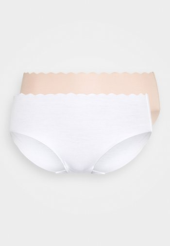 BODY TOUCH HIGH BRIEF 2 PACK