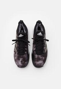 adidas Performance - DEFIANT GENERATION - Tennissko til multicourt - core black/grey five - 3