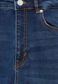 PULL&BEAR - Jeans Skinny Fit - dark blue - 6