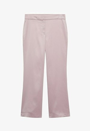 Trousers - rosa