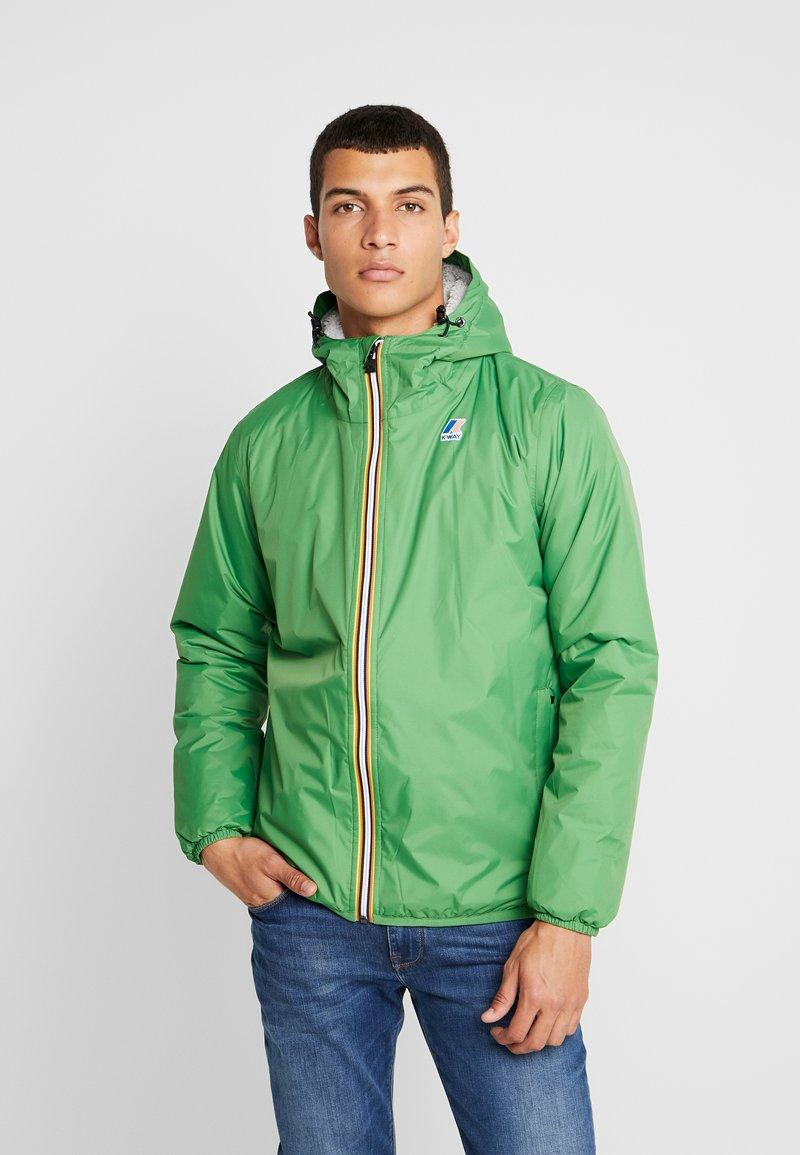 K-Way - UNISEX CLAUDE ORESETTO - Light jacket - green
