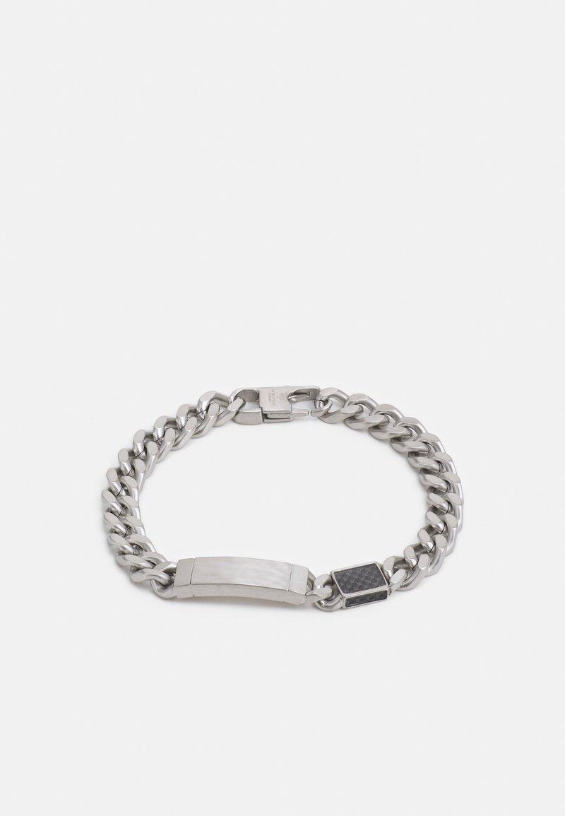 Tateossian - MECCANICO GEAR - Armband - silver-coloured