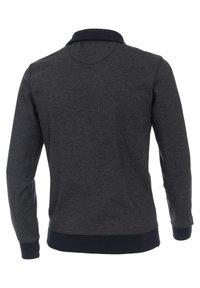 Casamoda - Zip-up sweatshirt - blue - 1