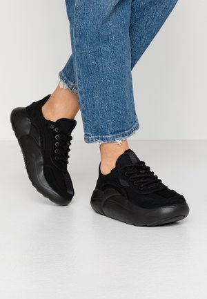 LA CLOUD  - Sneakersy niskie - black